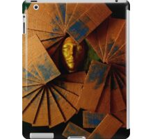The anal staircase iPad Case/Skin
