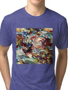modern composition 36 by rafi talby Tri-blend T-Shirt