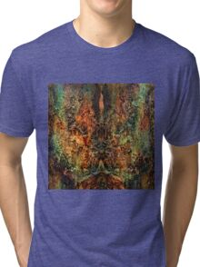 The Missing Link by rafi talby Tri-blend T-Shirt