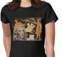 The Goddess II Womens Fitted T-Shirt
