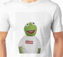 Supreme Kermit the frog Unisex T-Shirt