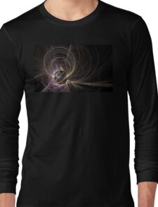 Rebirth of a black hole Long Sleeve T-Shirt
