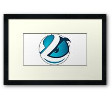 Team Luminosity Gaming CSGO Framed Print