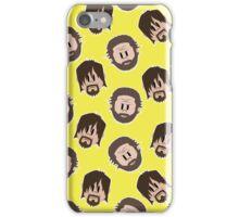Rick & Daryl Walking Dead iPhone Case/Skin