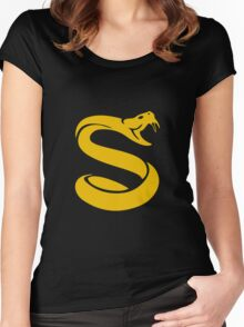 Team Splyce logo Women's Fitted Scoop T-Shirt
