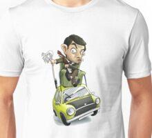 mr.bean  car  Unisex T-Shirt