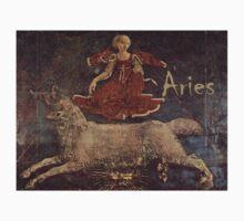 Aries 15th Century Fresco Kids Tee
