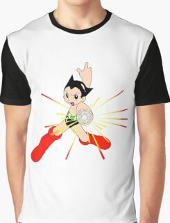 Astro boy Graphic T-Shirt