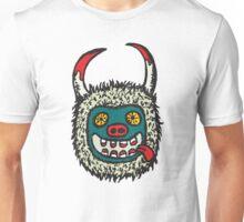 Traditional Croatian carnival mask Unisex T-Shirt