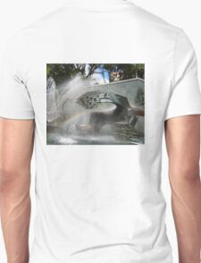 Newcastle (NSW) - Civic Fountain Rainbow T-Shirt