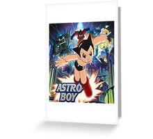 Astro boy Greeting Card