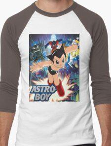 Astro boy Men's Baseball ¾ T-Shirt