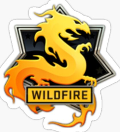 WildFire Collection Csgo Sticker