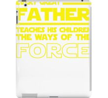 Great Father iPad Case/Skin