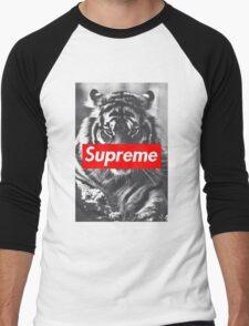 Supreme  Men's Baseball ¾ T-Shirt