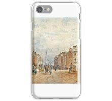 Frederick Edward Joseph Goff - Whitehall, iPhone Case/Skin