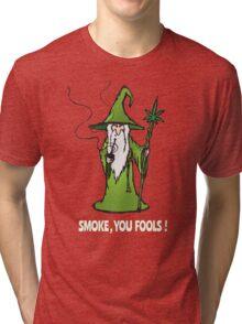 Ganjalf The Green Tri-blend T-Shirt