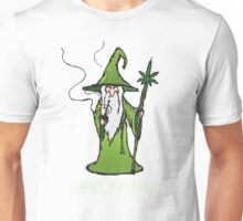 Ganjalf The Green Unisex T-Shirt