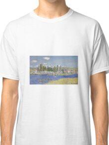 Claude Monet - Vetheuil Classic T-Shirt
