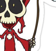 Swiss Reaper Sticker