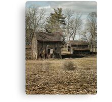 Digges Valley Canvas Print