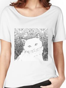Ragdoll Cat called Mia Women's Relaxed Fit T-Shirt