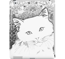 Ragdoll Cat called Mia iPad Case/Skin