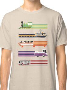 Transit System Classic T-Shirt