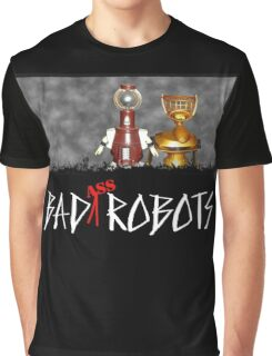 Baaaad Robots Graphic T-Shirt