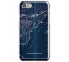 American Revolutionary War Era Maps 1750-1786 006 A chart of Delaware Bay and River  containing a full and exact description of the shores creeks harbours Inverted iPhone Case/Skin