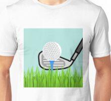 Gone Golfing Unisex T-Shirt