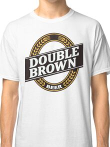 Double Brown - Nectar of the Gods Classic T-Shirt