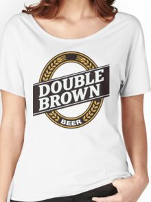 Double Brown - Nectar of the Gods Women's Relaxed Fit T-Shirt