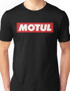 MOTUL MOTO GP OIL RACING Unisex T-Shirt