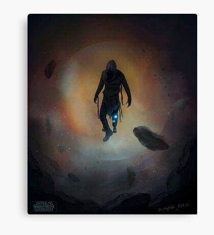 starwars concept / design Canvas Print