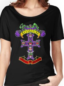 Appetite For Construction Women's Relaxed Fit T-Shirt