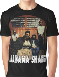 ALABAMA SHAKES  Graphic T-Shirt