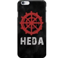 The 100 Heda Symbol [Black] iPhone Case/Skin