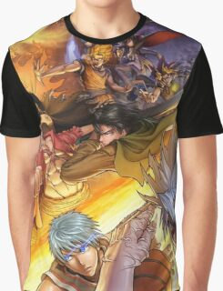 All Star Anime Graphic T-Shirt