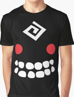 Black Spirit Graphic T-Shirt