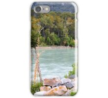 Paisaje. Carretera Austral.Patagonia - Chile. iPhone Case/Skin