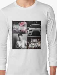 Joseph Kavinsky - The Raven Cycle Long Sleeve T-Shirt