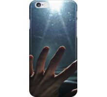 Abducted by UFO iPhone Case/Skin