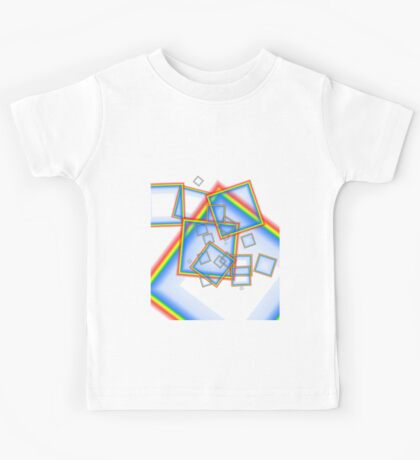 Psychedelic Box Kids Tee