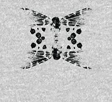 rorschach butterflies  Long Sleeve T-Shirt