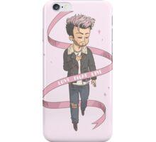 Love Fight Live iPhone Case/Skin