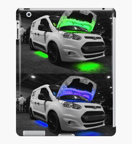 Ford Van Colours iPad Case/Skin