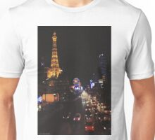 Vegas Strip Unisex T-Shirt