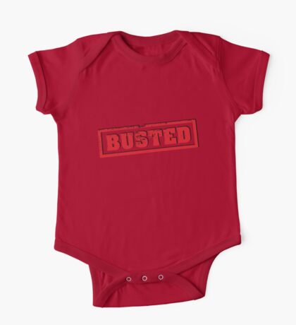 Busted One Piece - Short Sleeve