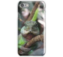 He can see you iPhone Case/Skin